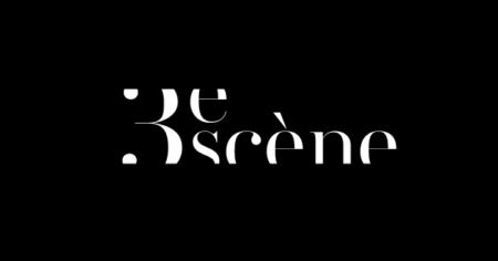 Logo de la plateforme vidéo 3eme Scene